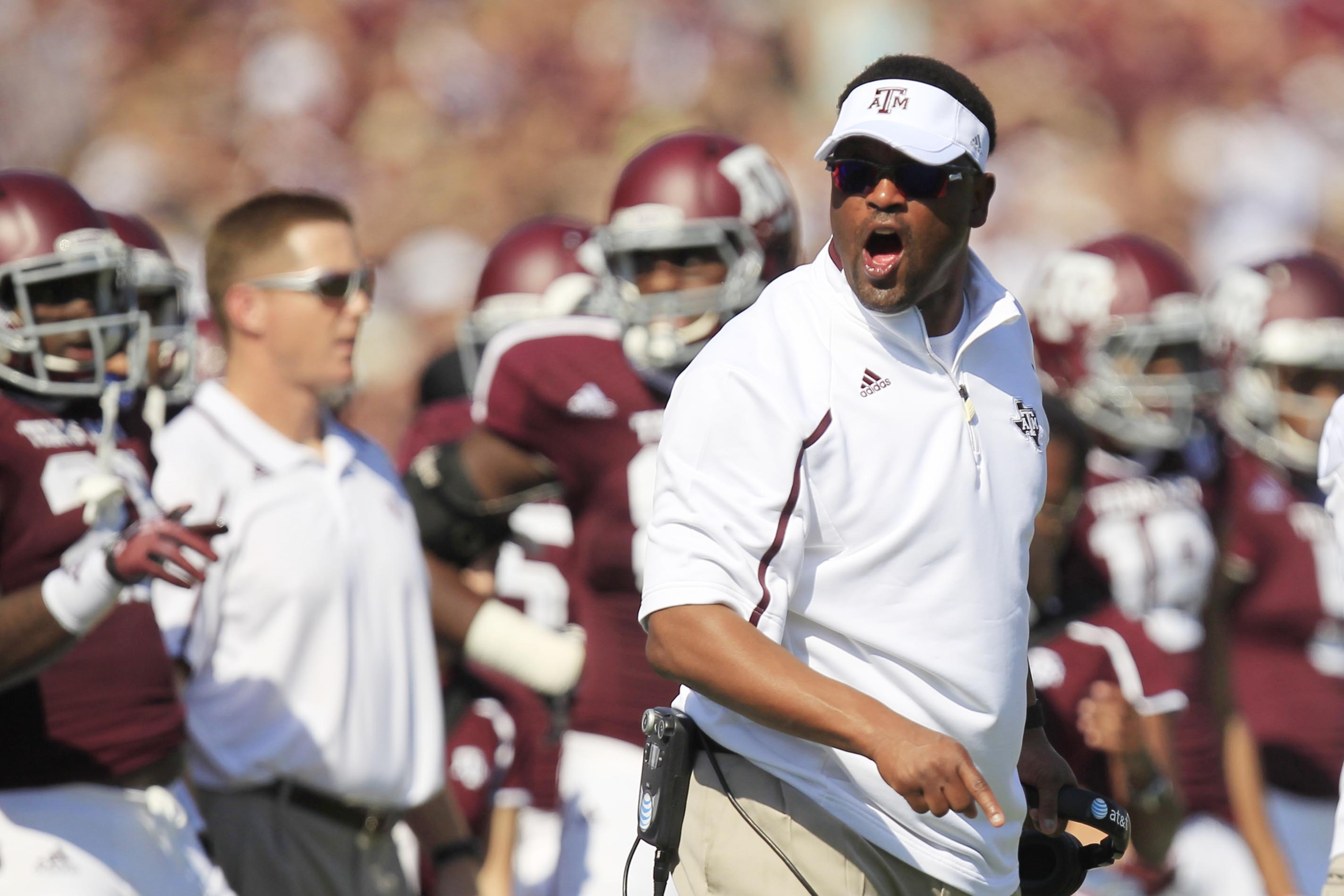 Kevin Sumlin 'top choice' for USC job, according to report