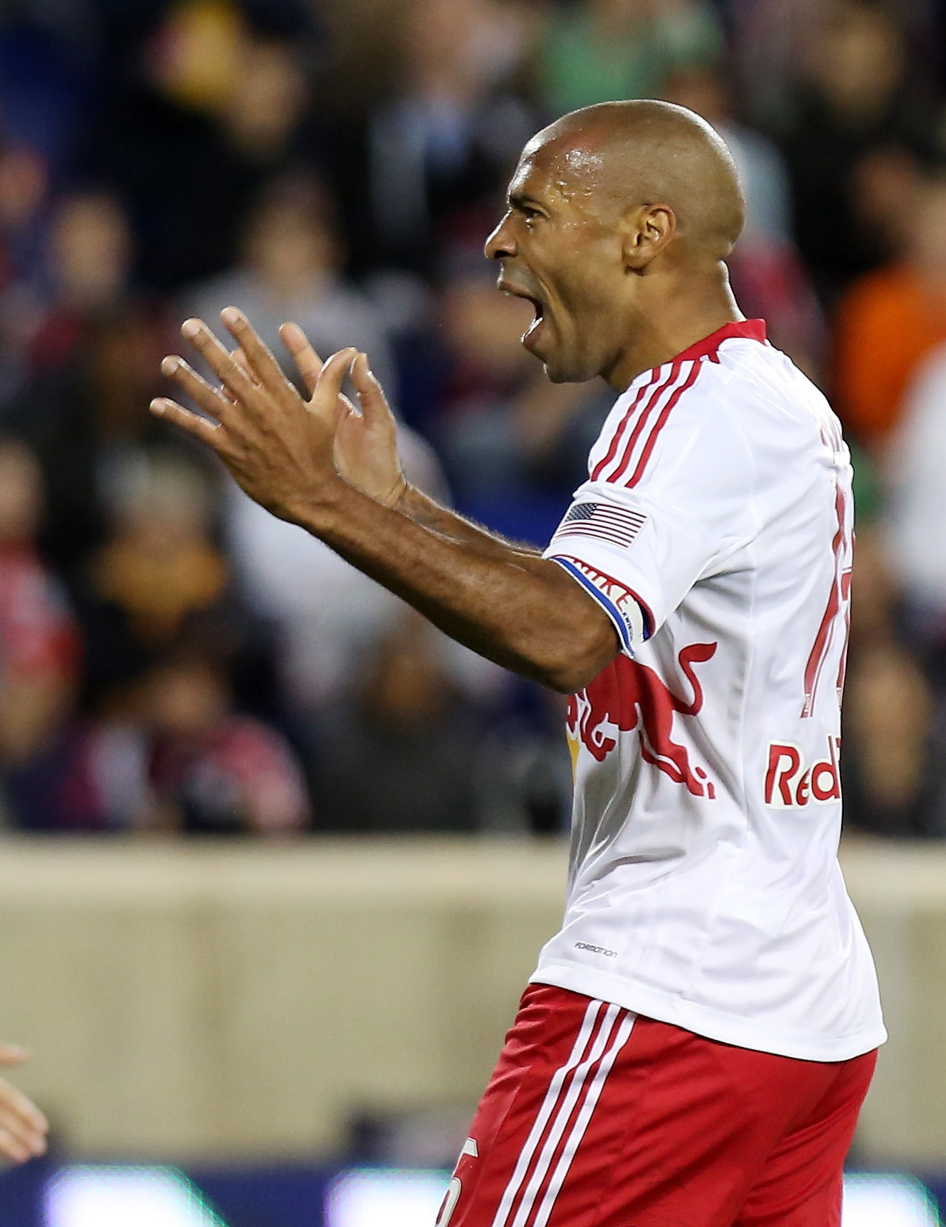 Thierry Henry and the Red Bulls open the 2012 MLS Cup Playoffs this weekend.