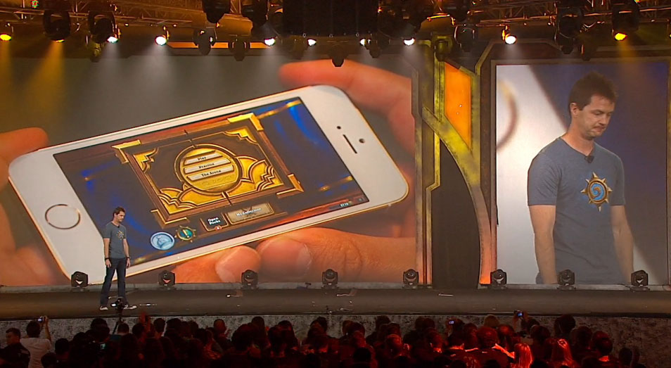 Hearthstone: Heroes of Warcraft coming to iPhone and Android