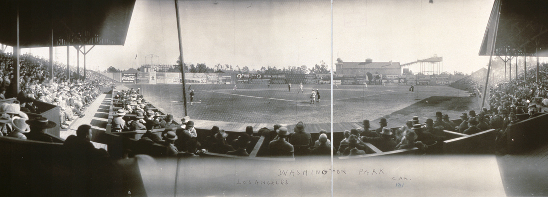 Washington Park in 1911.