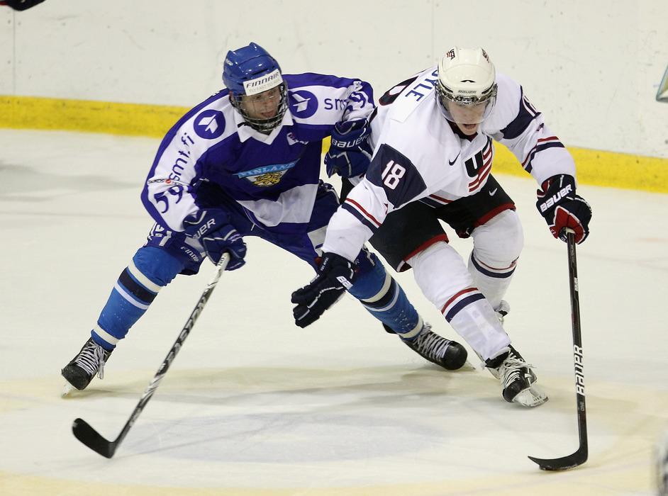Will Olli Määttä make Finland's Olympic team?