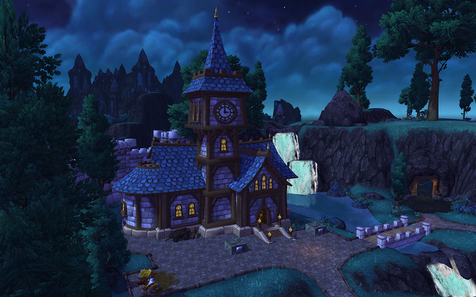 World of Warcraft: Warlords of Draenor Garrisons detailed