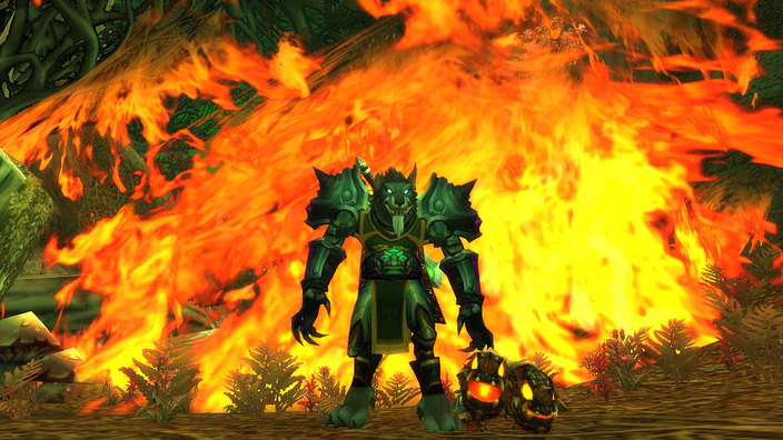 World of Warcraft would require 'significant' changes for free-to-play