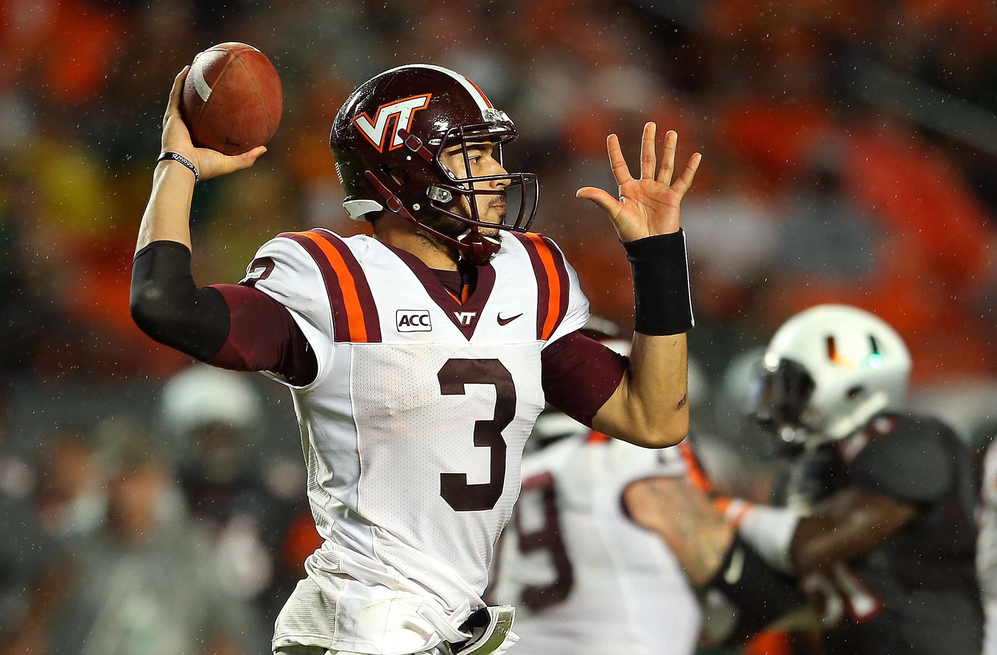 Virginia Tech vs. Miami 2013 final score: Hokies' offensive explosion topples No. 11 Miami