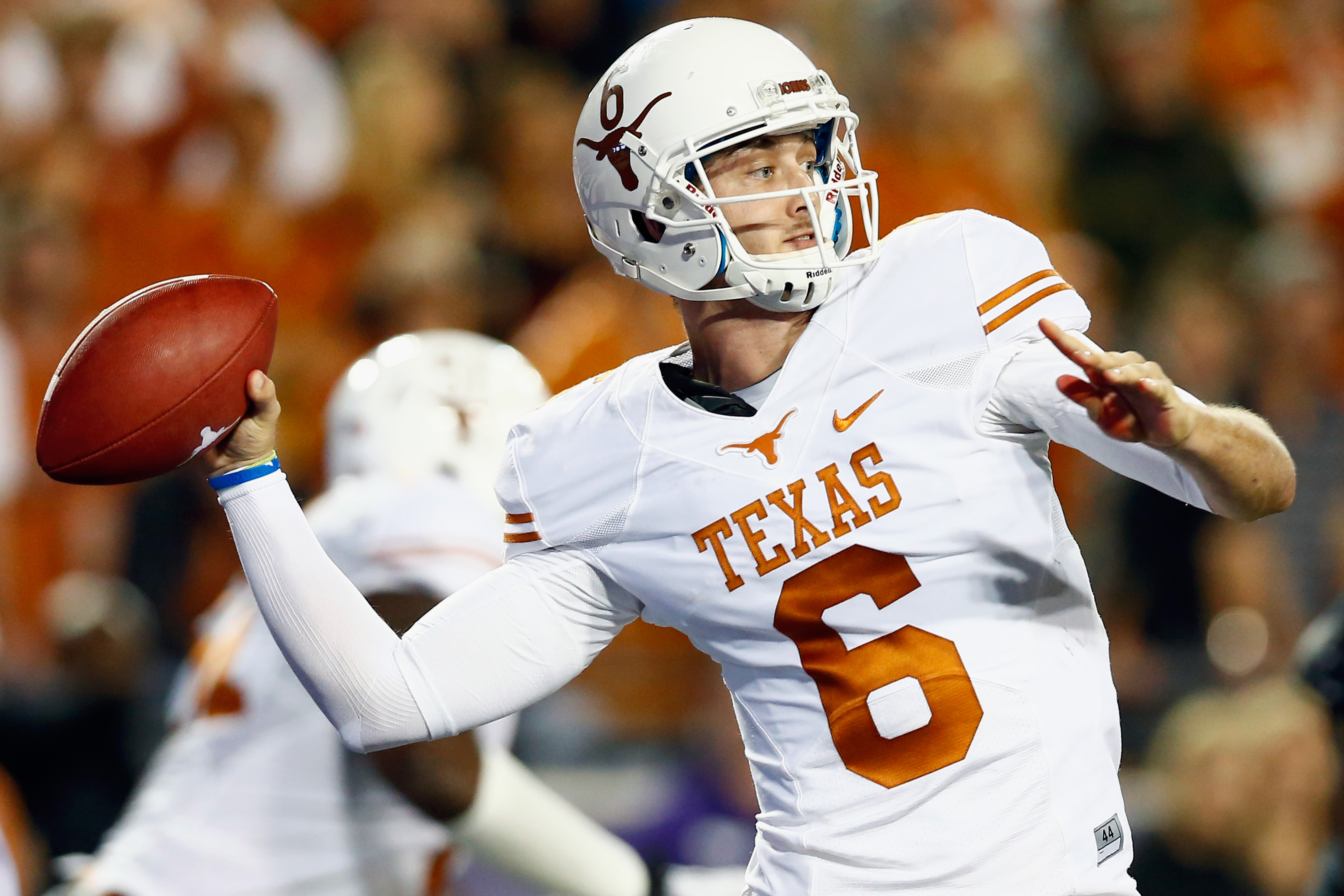 Texas vs. West Virginia final score: Longhorns win 47-40 in OT