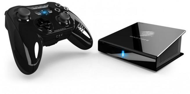 Nvidia's GameStream may come to MadCatz' MOJO
