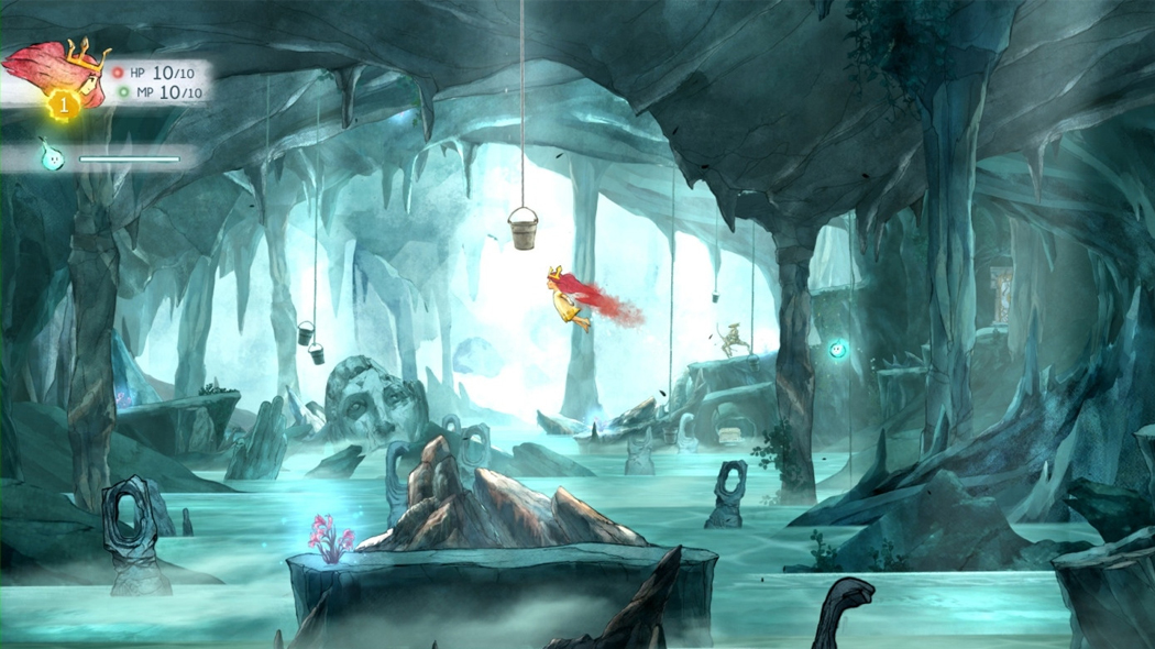 Ubisoft hopes to reignite love for classic JRPG mechanics with Child of Light