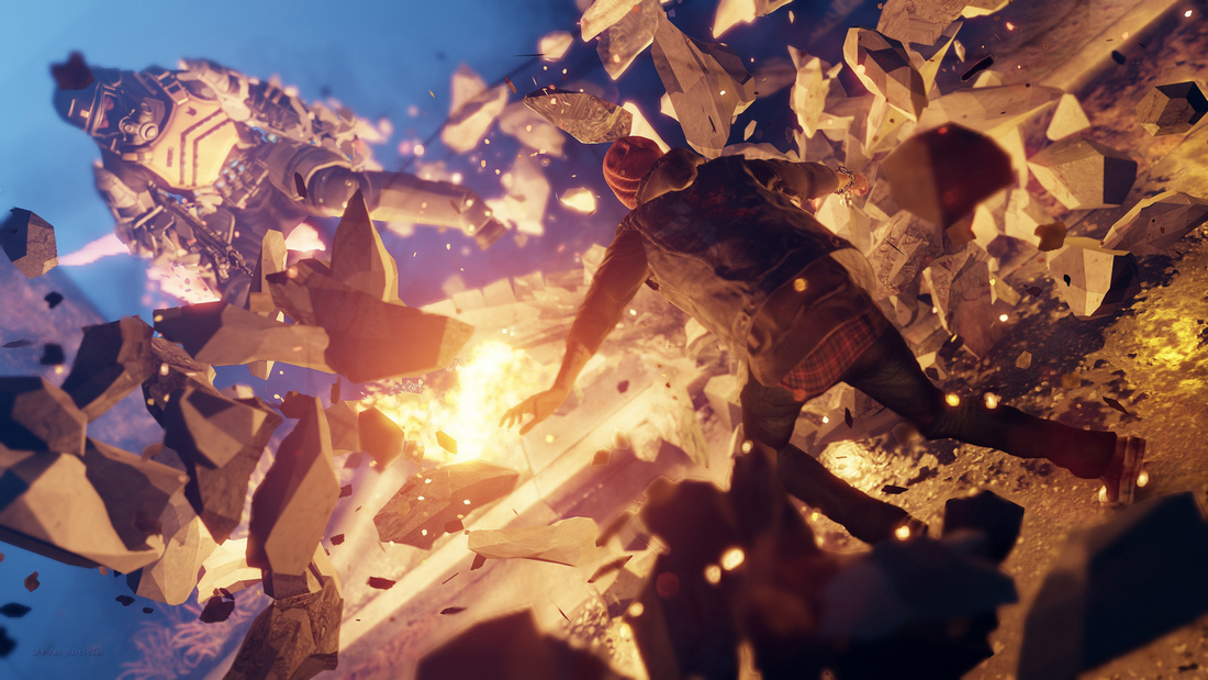 Why next-gen graphics matter for Infamous: Second Son