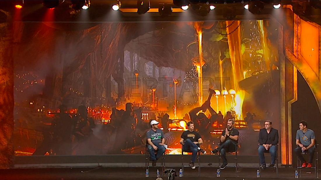 Warcraft movie to focus on Orcs versus Humans origin story