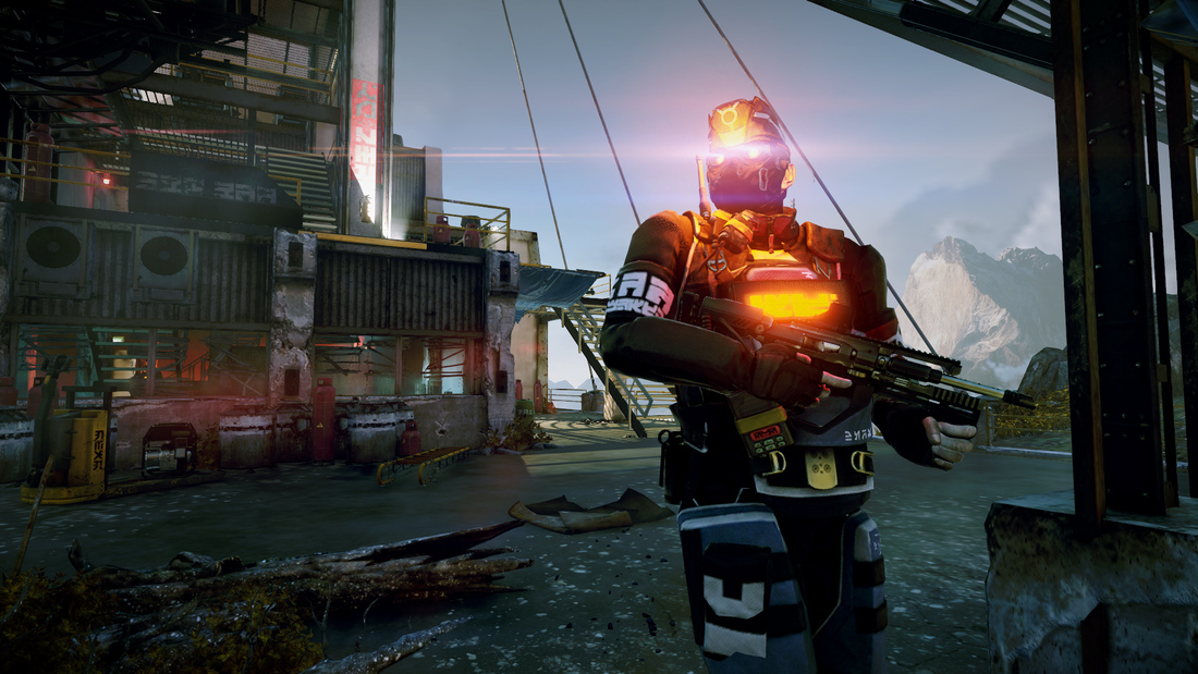 Killzone: Shadow Fall: from disc to game in less than 3 minutes