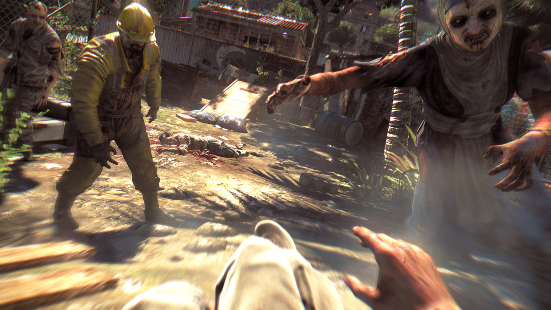 How Dying Light's devs are trying to use every part of the DualShock 4