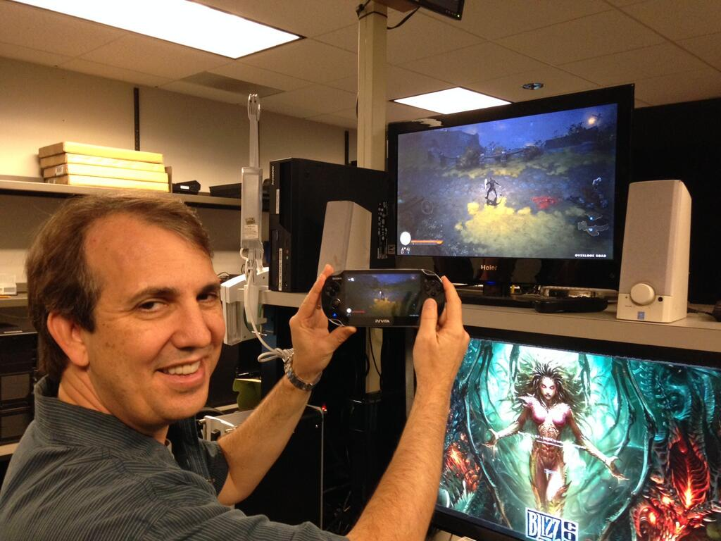 Diablo 3 on PlayStation 4 supports Remote Play
