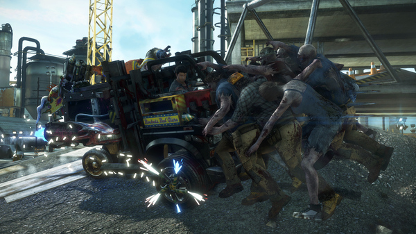 Digital Foundry tests Dead Rising 3, finds framerate lacking