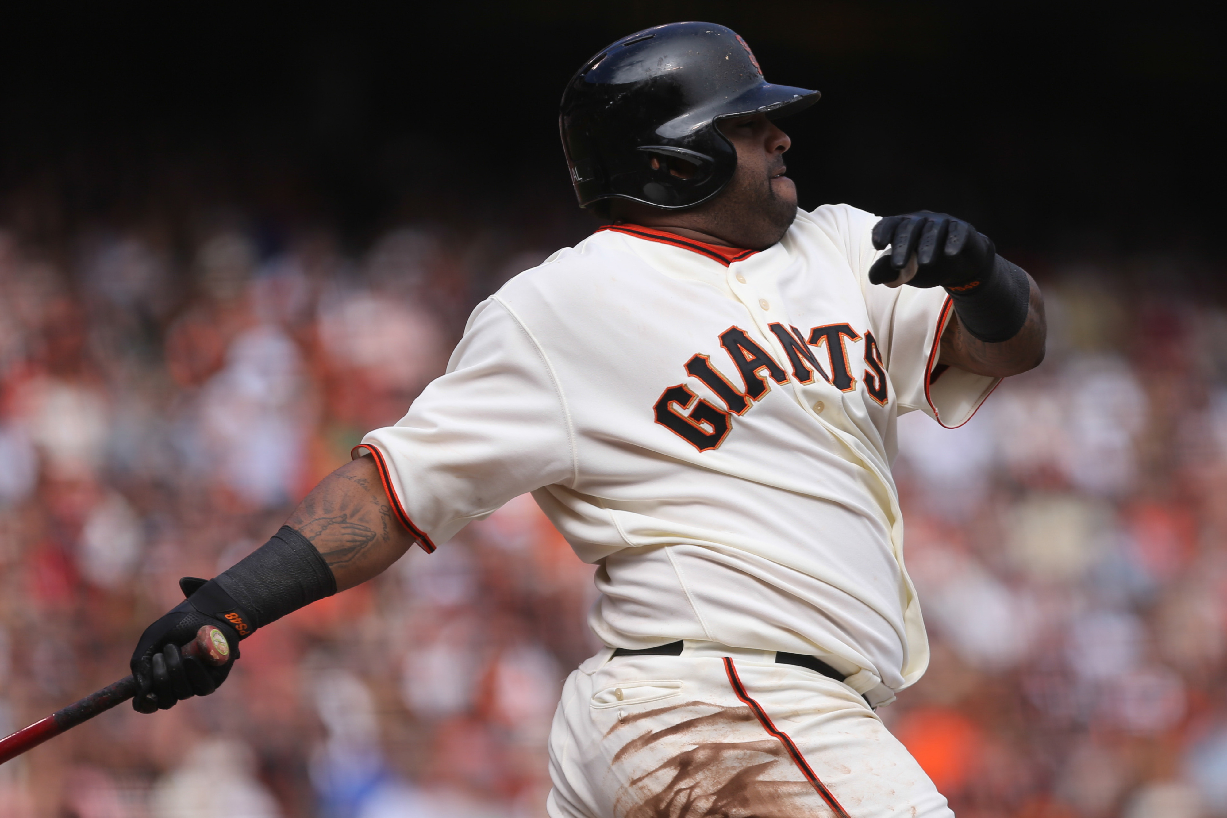Red Sox inquired about Pablo Sandoval's availability