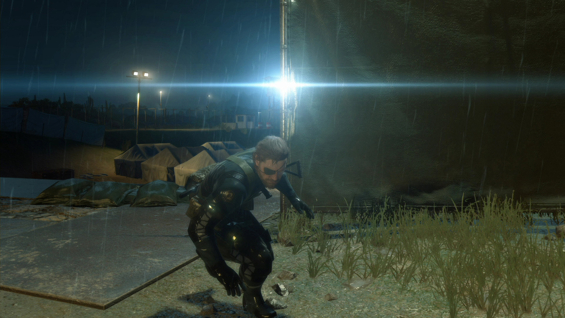 Metal Gear Solid 5: Ground Zeroes has exclusive PlayStation content