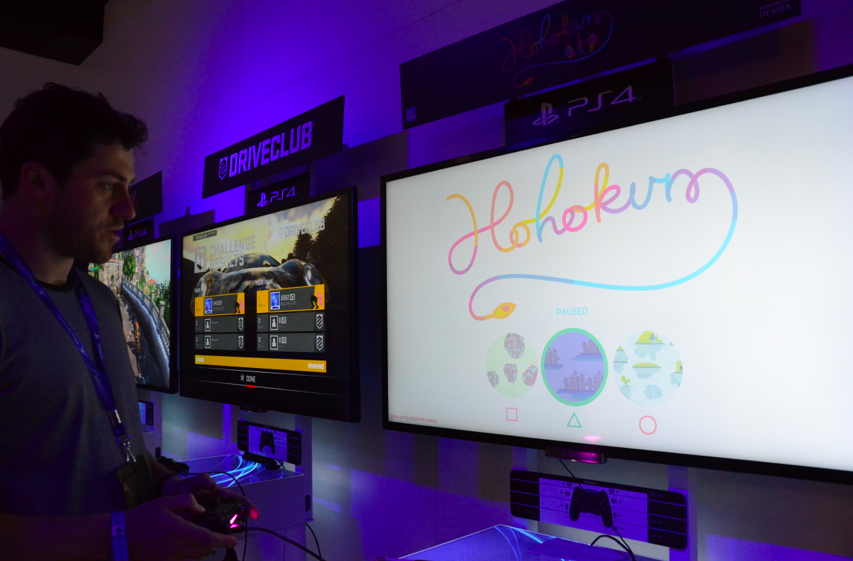 Why one PS4 game dev avoided embracing the DualShock 4's tech