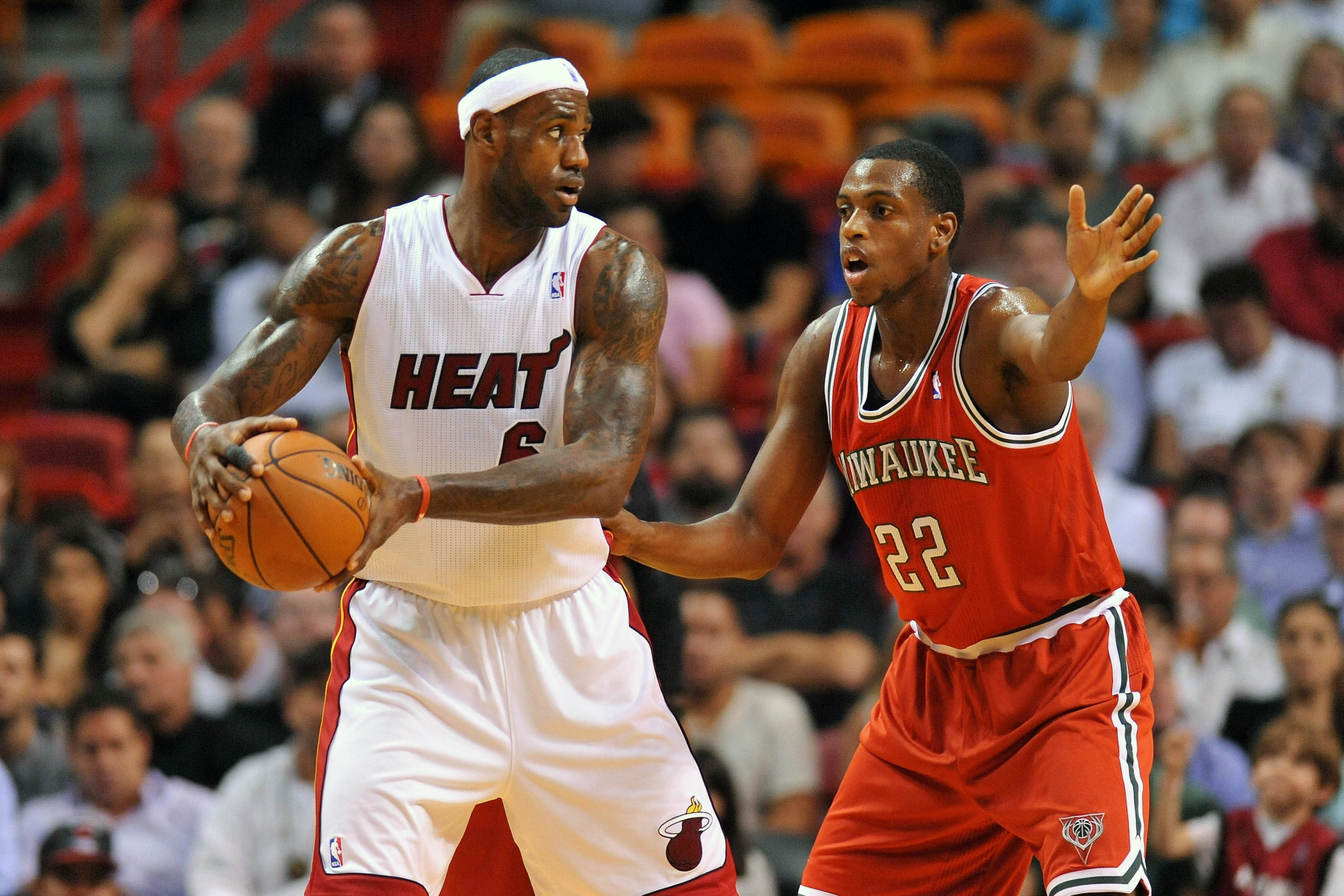 Heat vs. Bucks recap: Miami pummels Milwaukee behind LeBron James, 118-95