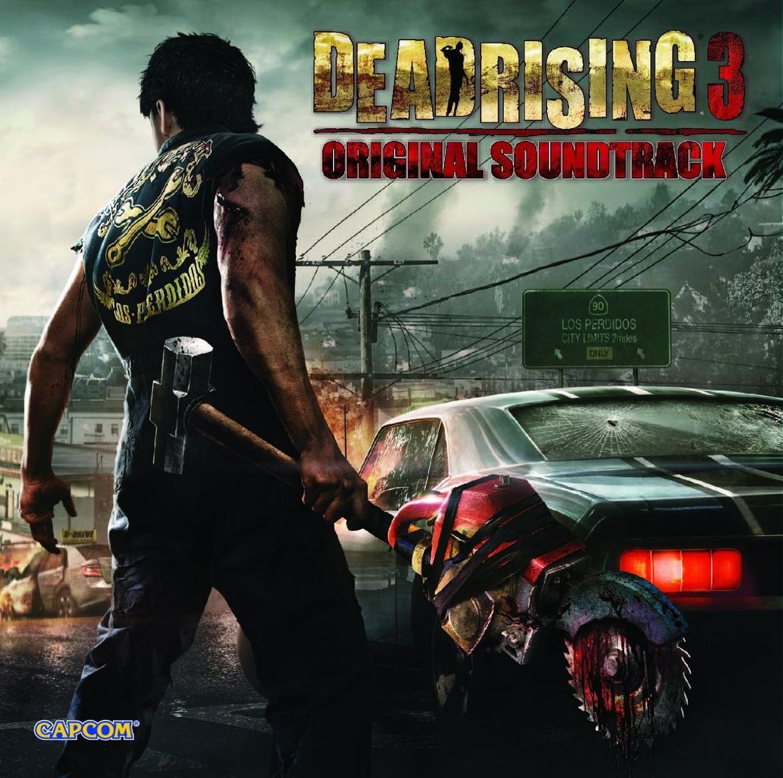 Get 10 tracks form Dead Rising 3's soundtrack free