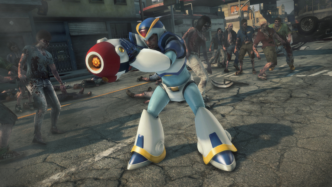 Dead Rising 3 and the return of Mega Man X