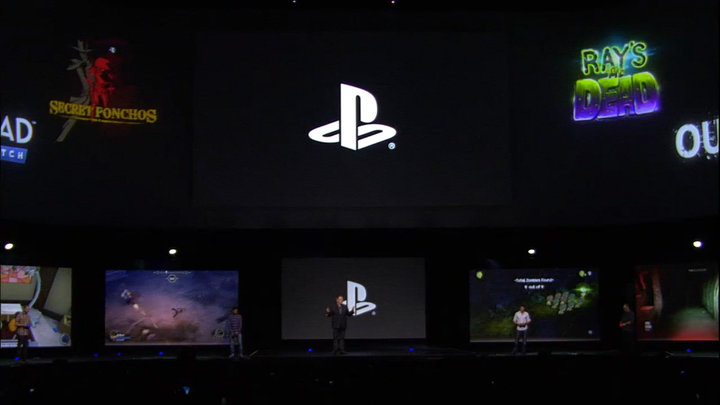 The arrival of the PS4 indies