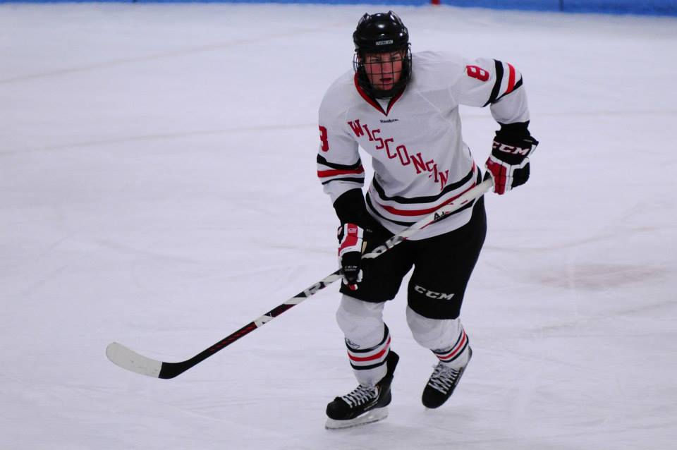 Uncommitted Eau Claire Memorial center Charley Graaskamp is considered an NHL Draft prospect.