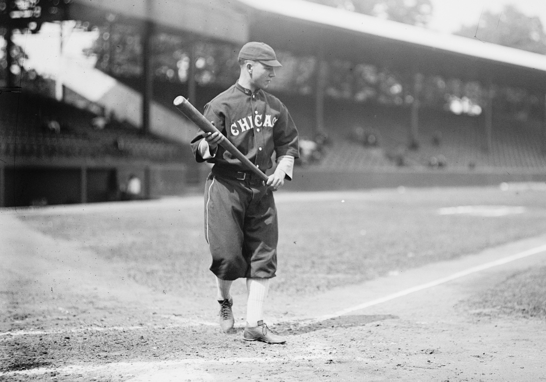 Ray Schalk in 1913