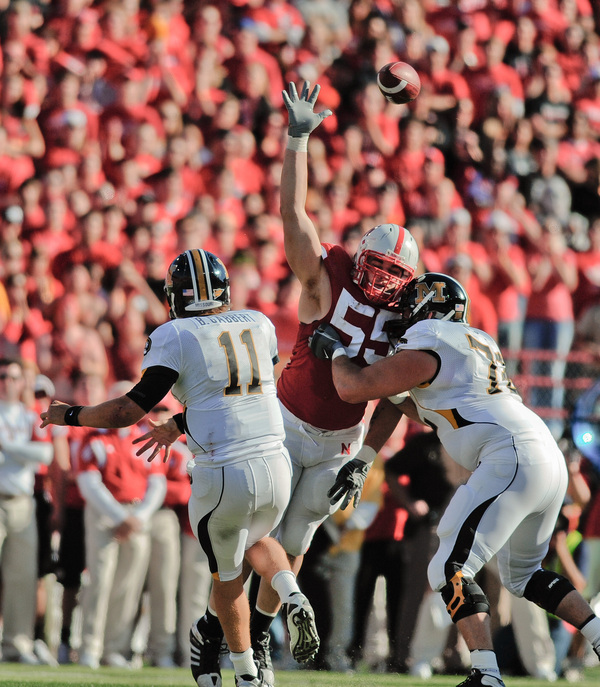 Tall & lanky may not be the future description of Husker DT's in the B1G.