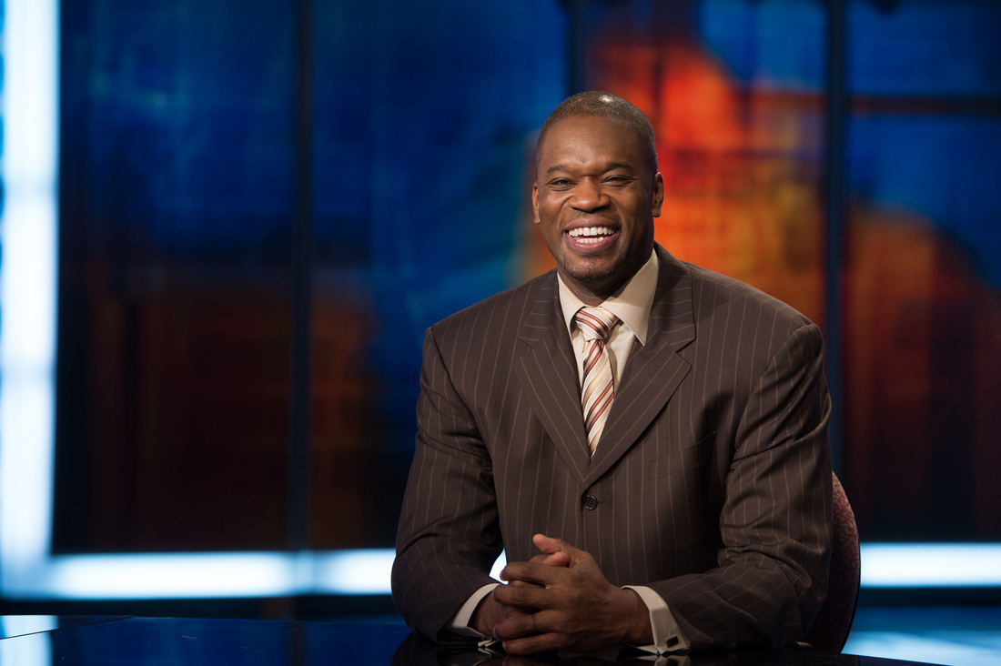 Antonio Davis from ESPN, who enjoyed a playing career that spanned from 1993-2006.