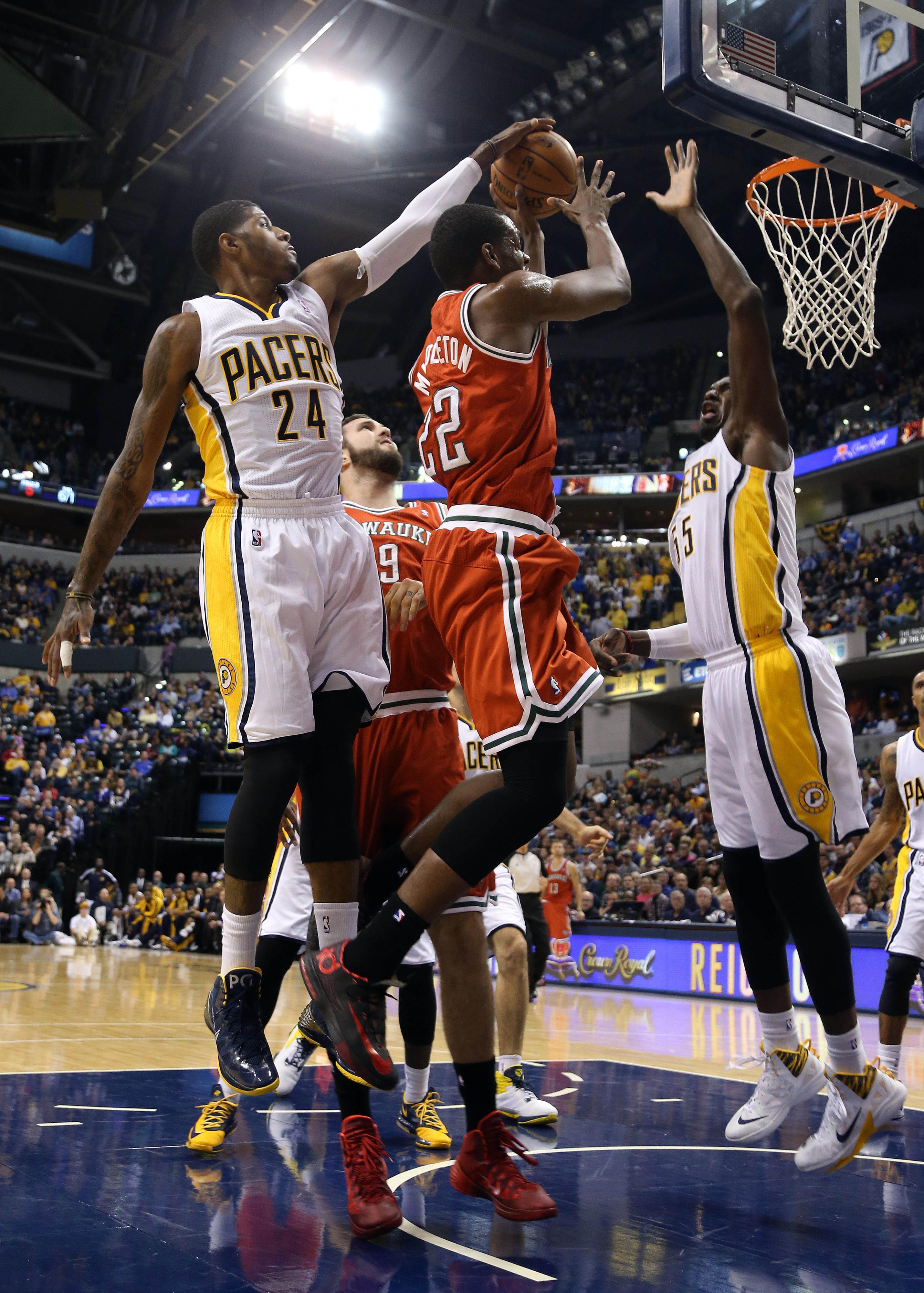 NBA Friday: Pacers stay unbeaten, Heat top Mavericks