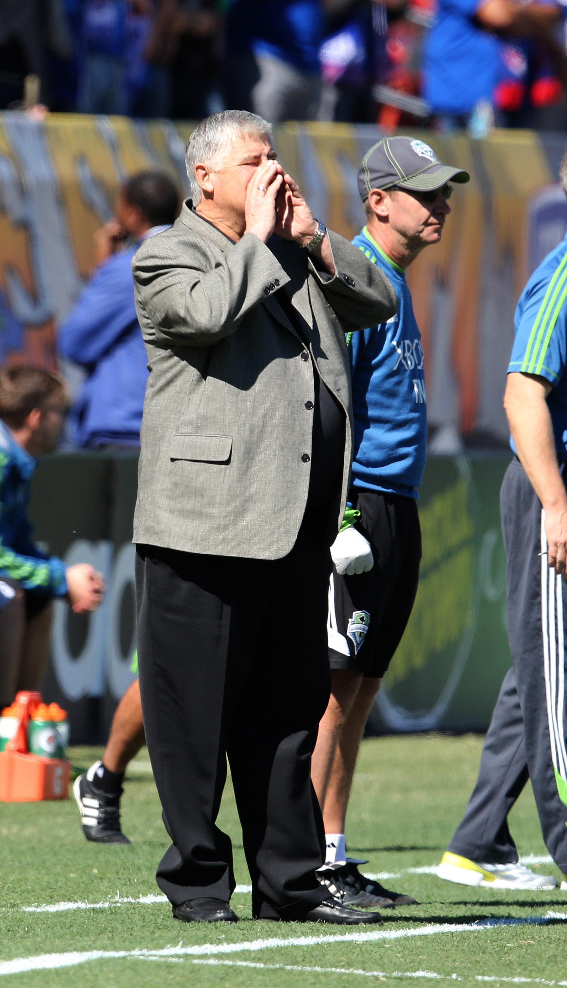 Sigi has some choice words for his doubters