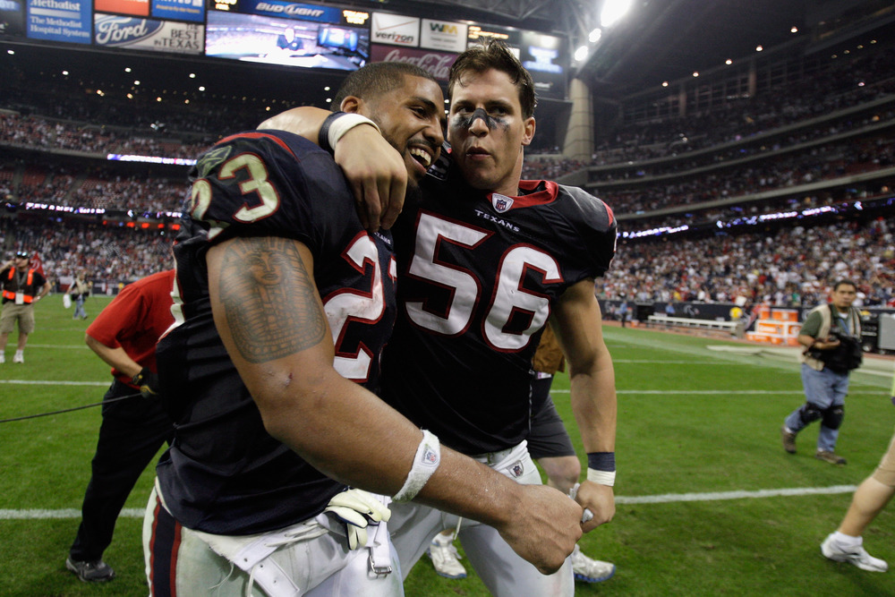 Arian Foster and Brian Cushing are two casualties of the 2013 season. Gain some knowledge on their injuries here.