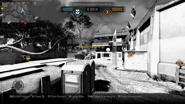 Call of Duty: Ghosts drops 6 GB RAM requirement to 4 GB on PC