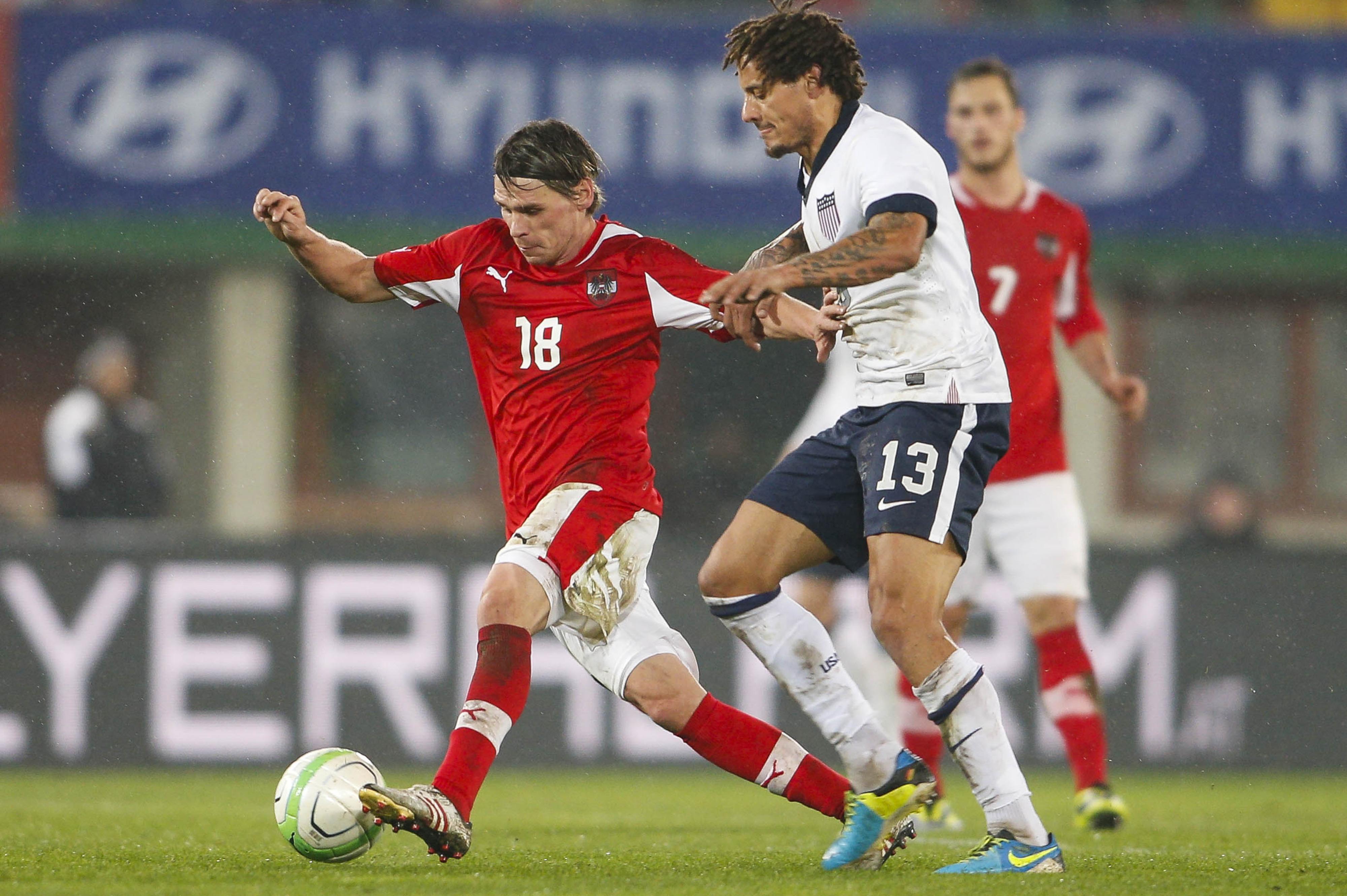 Austria vs. USA: Final score 1-0, Janko's goal downs the USMNT