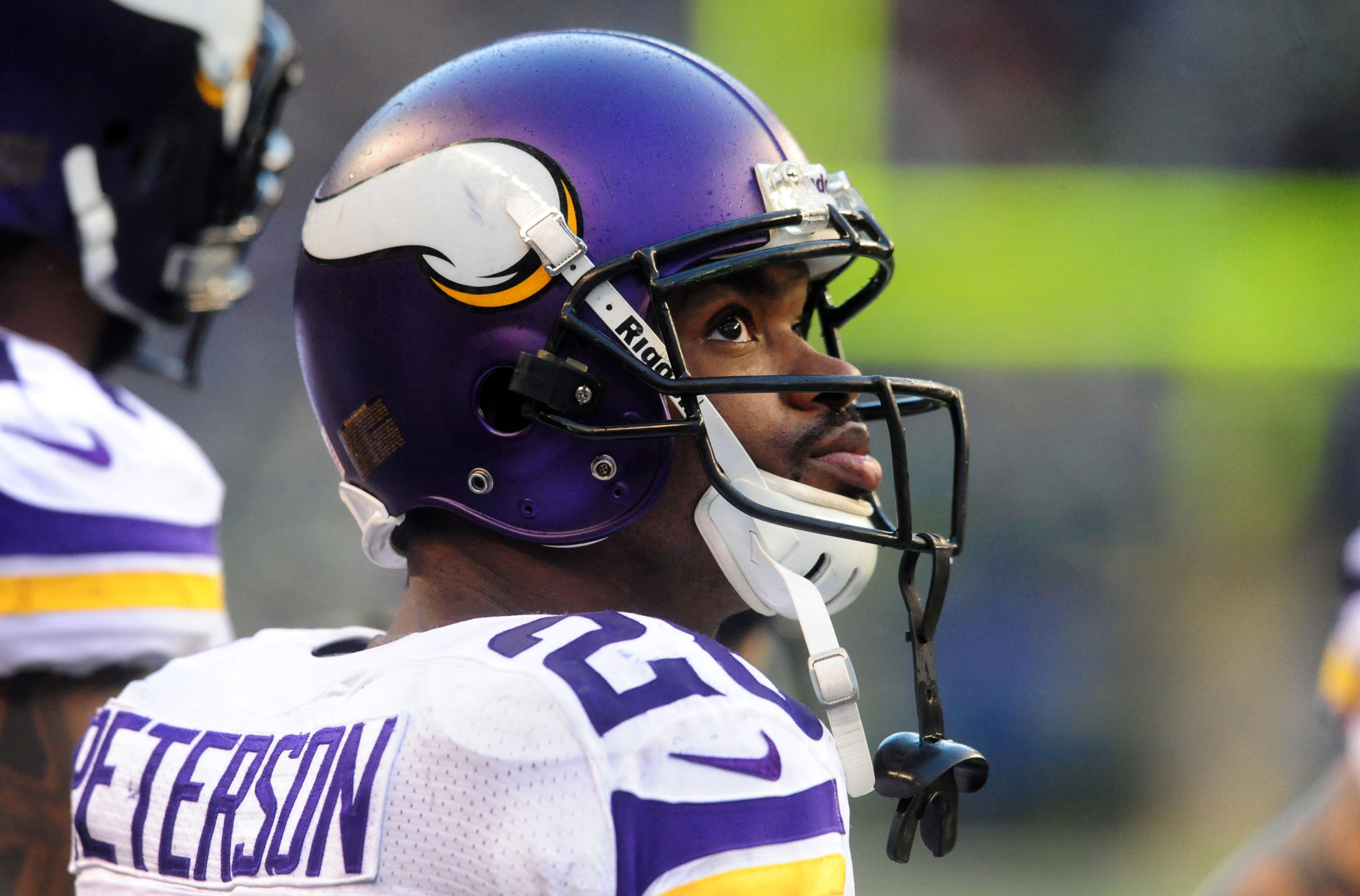 There are at least six more games of Adrian Peterson's prime to waste before the Vikings have a chance at competing.