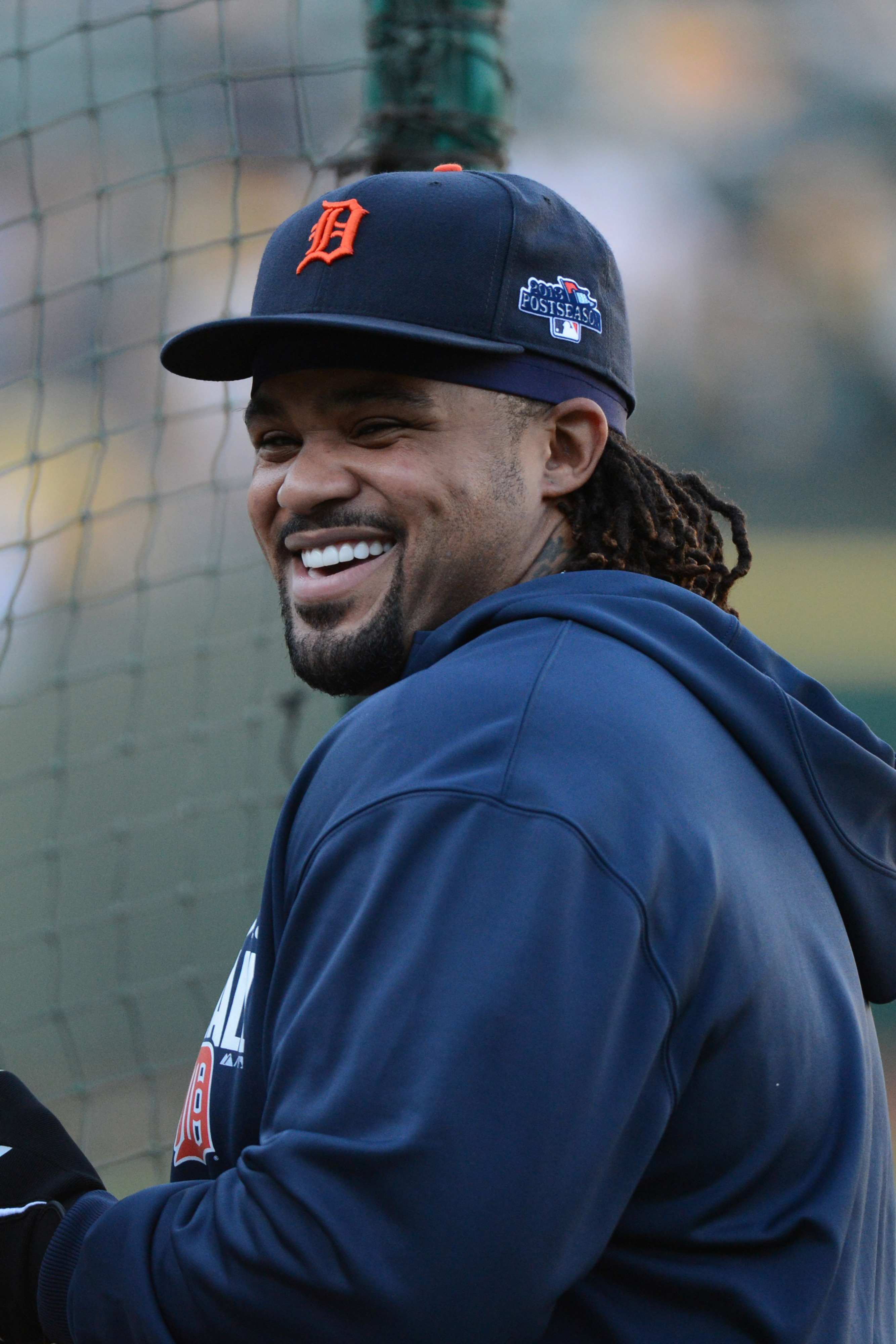 Prince Fielder says trade was 'good for everyone'