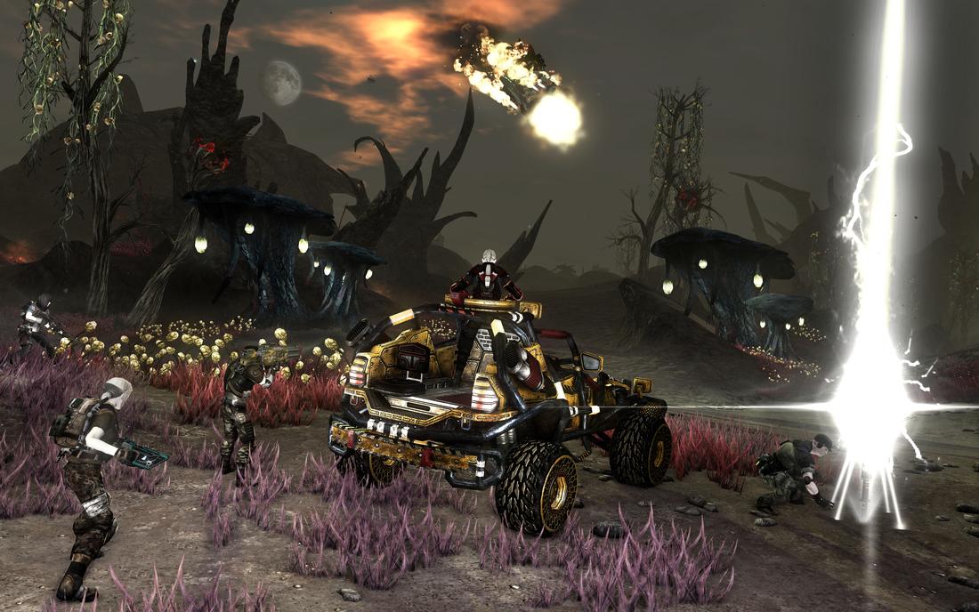 Defiance Arkbreaker DLC hits Dec. 10