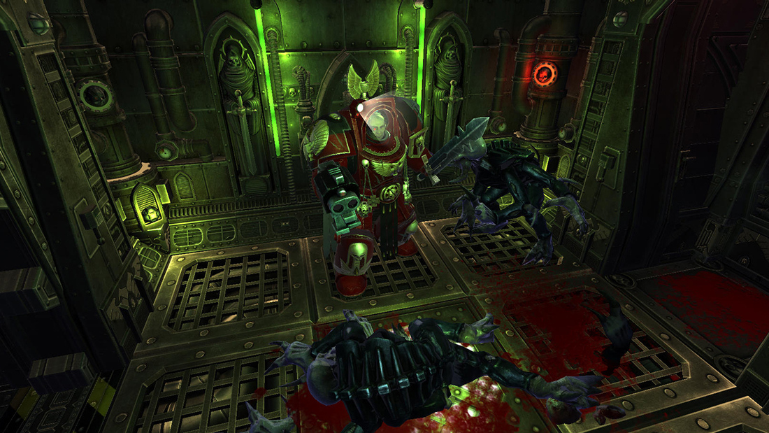 Space Hulk gets Defilement of Honour and Sword of Halcyon campaigns