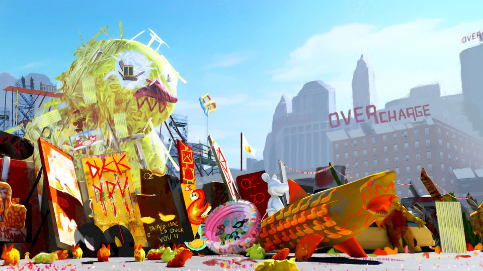 Insomniac Games' Sunset Overdrive coming in 2014