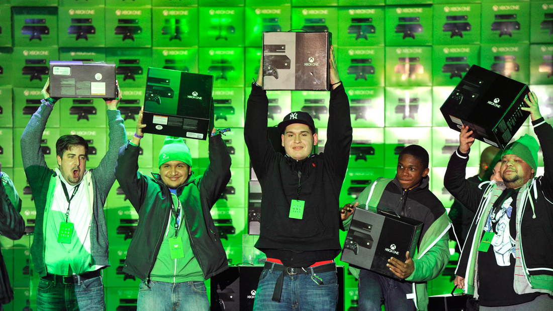 Xbox One sells more than 1M units worldwide on launch day