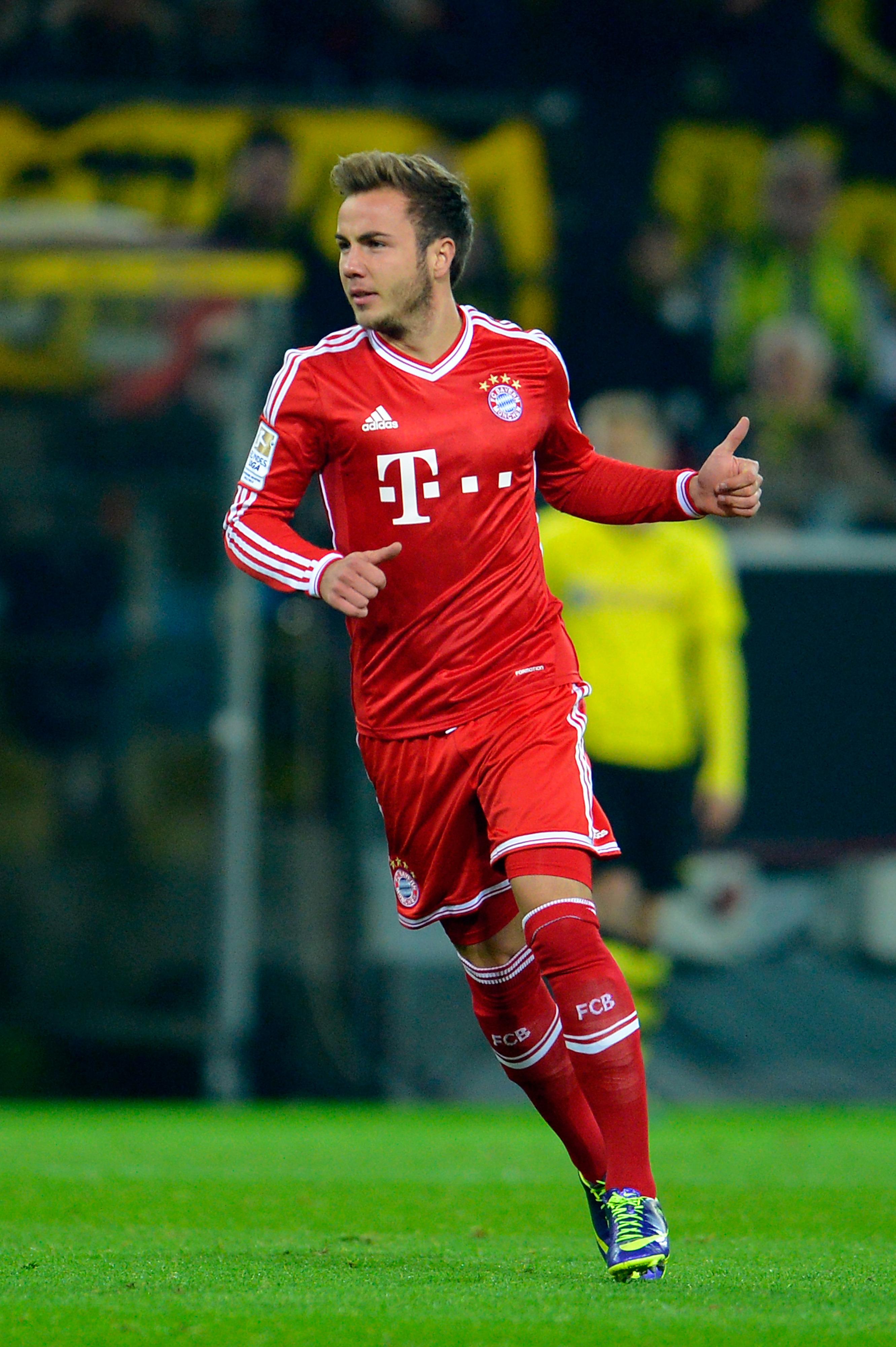 Borussia Dortmund vs. Bayern Munich: Final score 0-3, Mario Götze sinks his former club