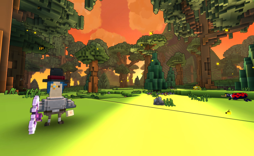 Trove adds bonus items, credits with Supporter Packs