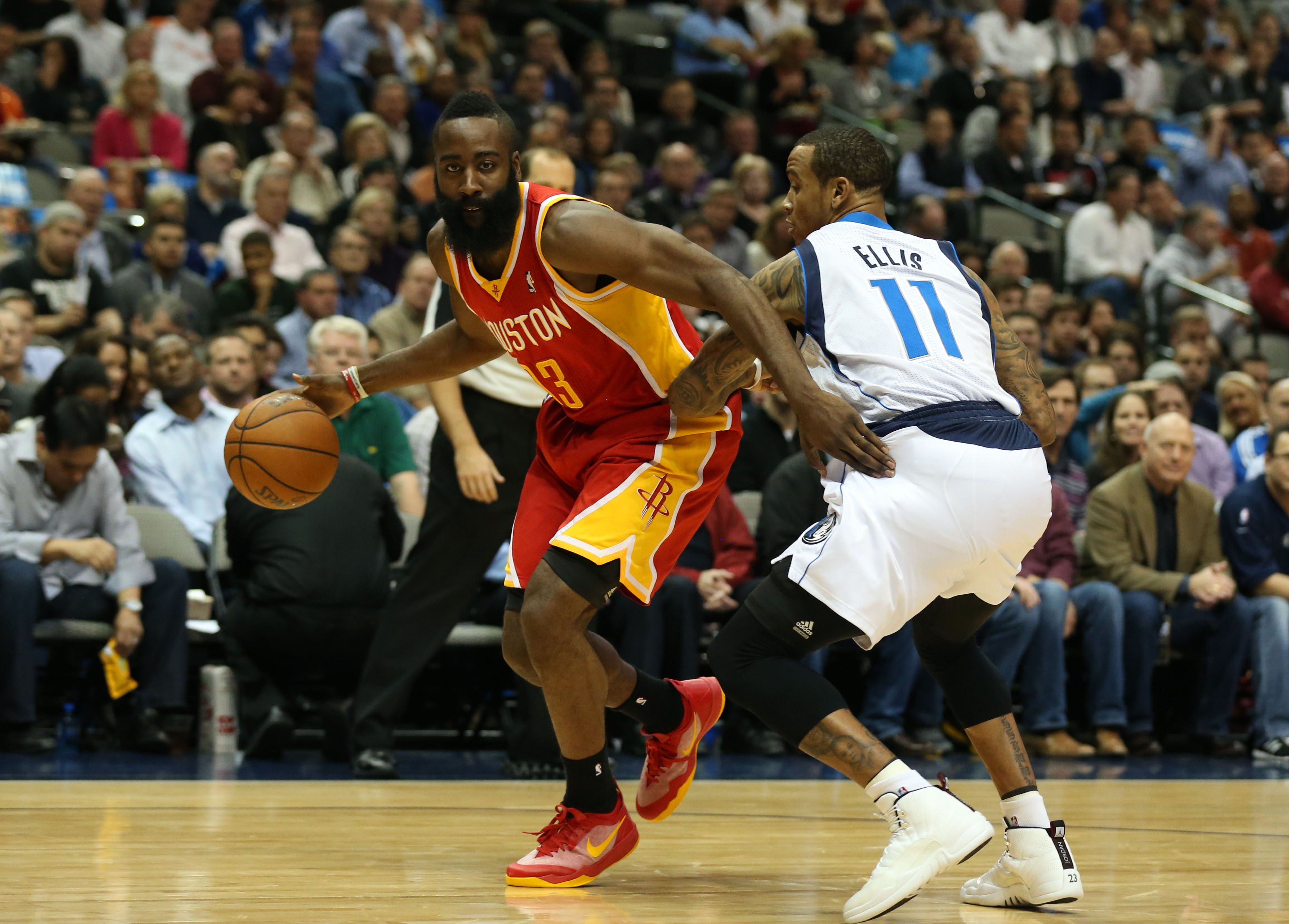 James Harden injury: Rockets guard to miss 2 games with foot issue before reevaluation