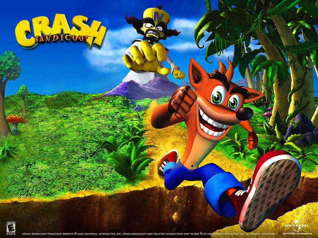 Activision wants to resurrect Crash Bandicoot series