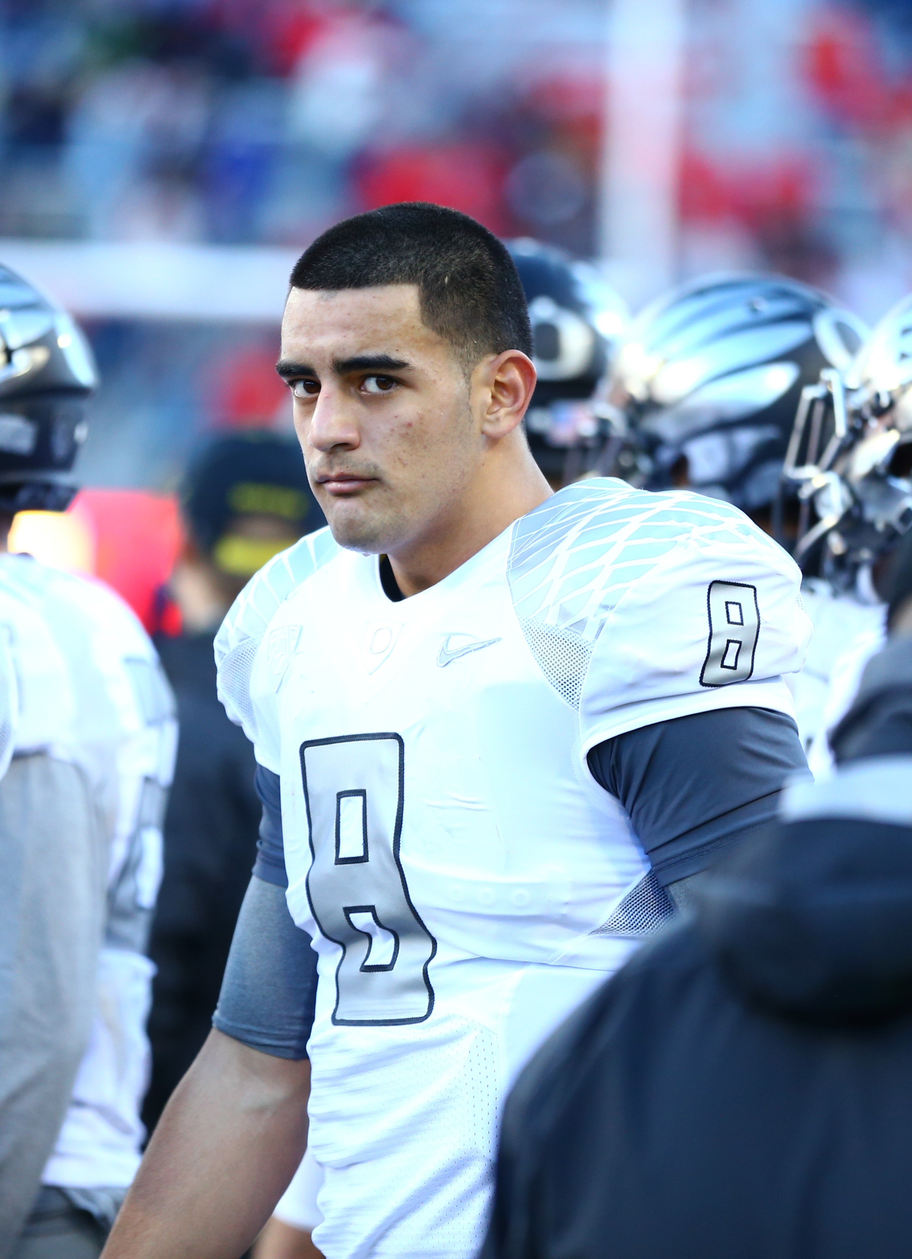 I hope Mariota face doesn't become a thing.