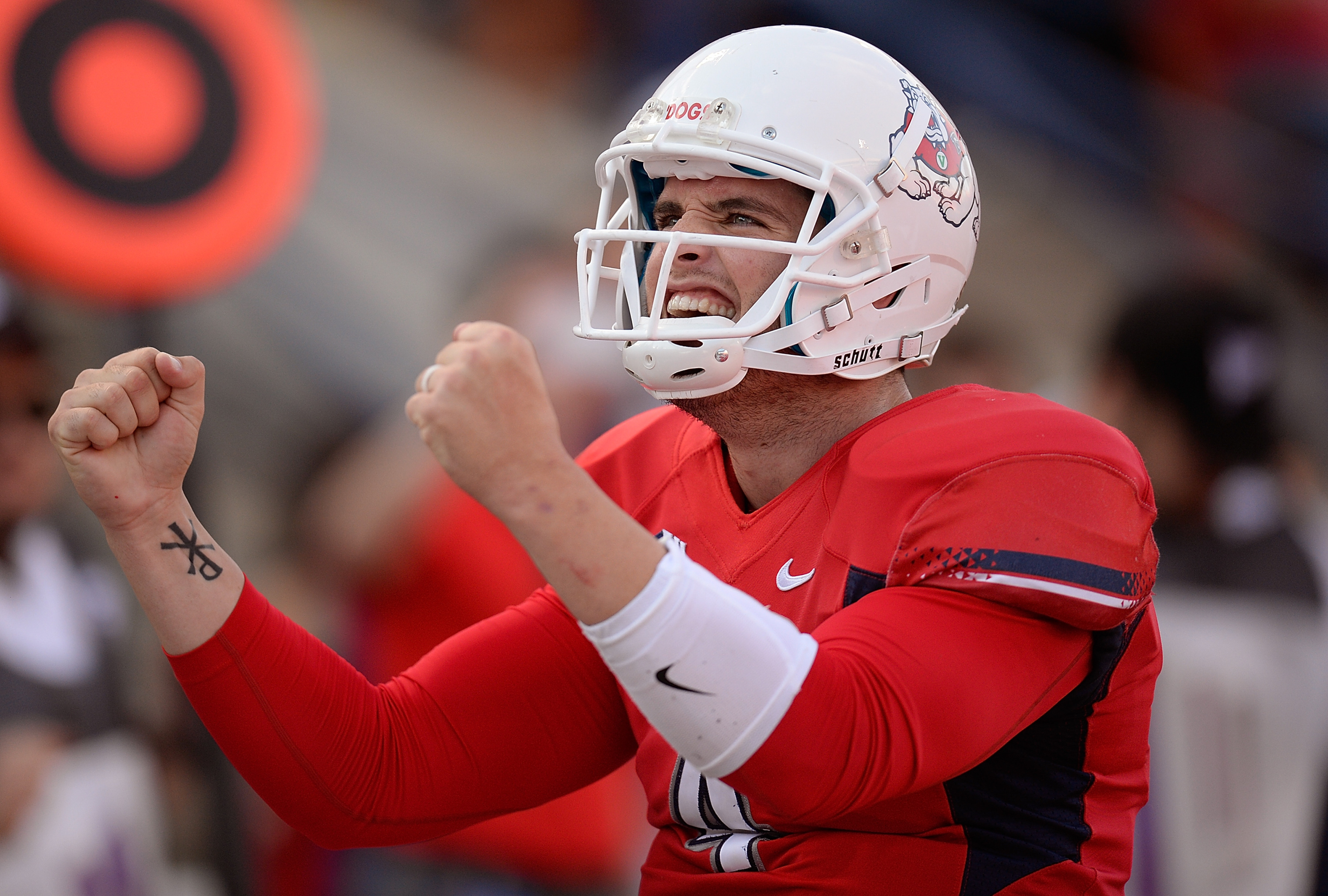Derek Carr and the Bulldogs keep on winning, and keep on leading this poll.