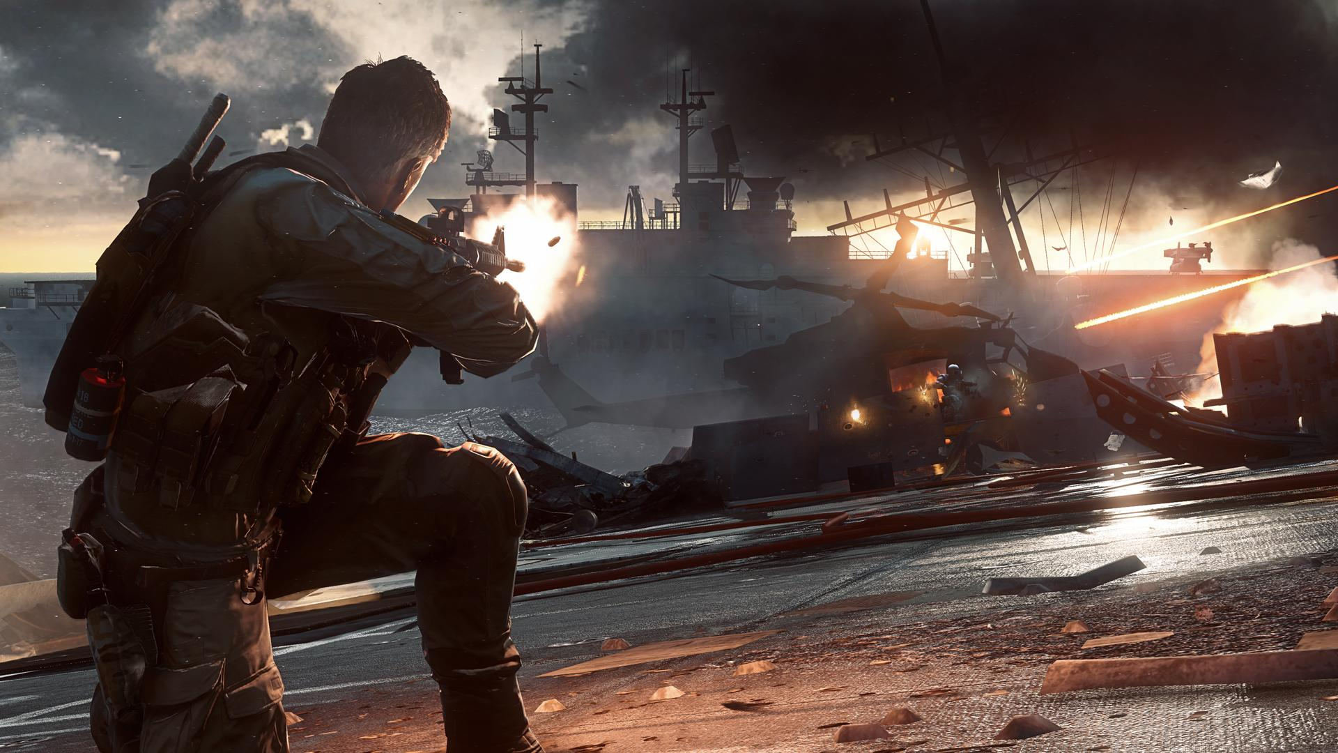 Battlefield 4 patch on PS4 out now, aimed at fixing crashes