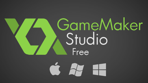 GameMaker Studio Standard Edition free to download for limited time