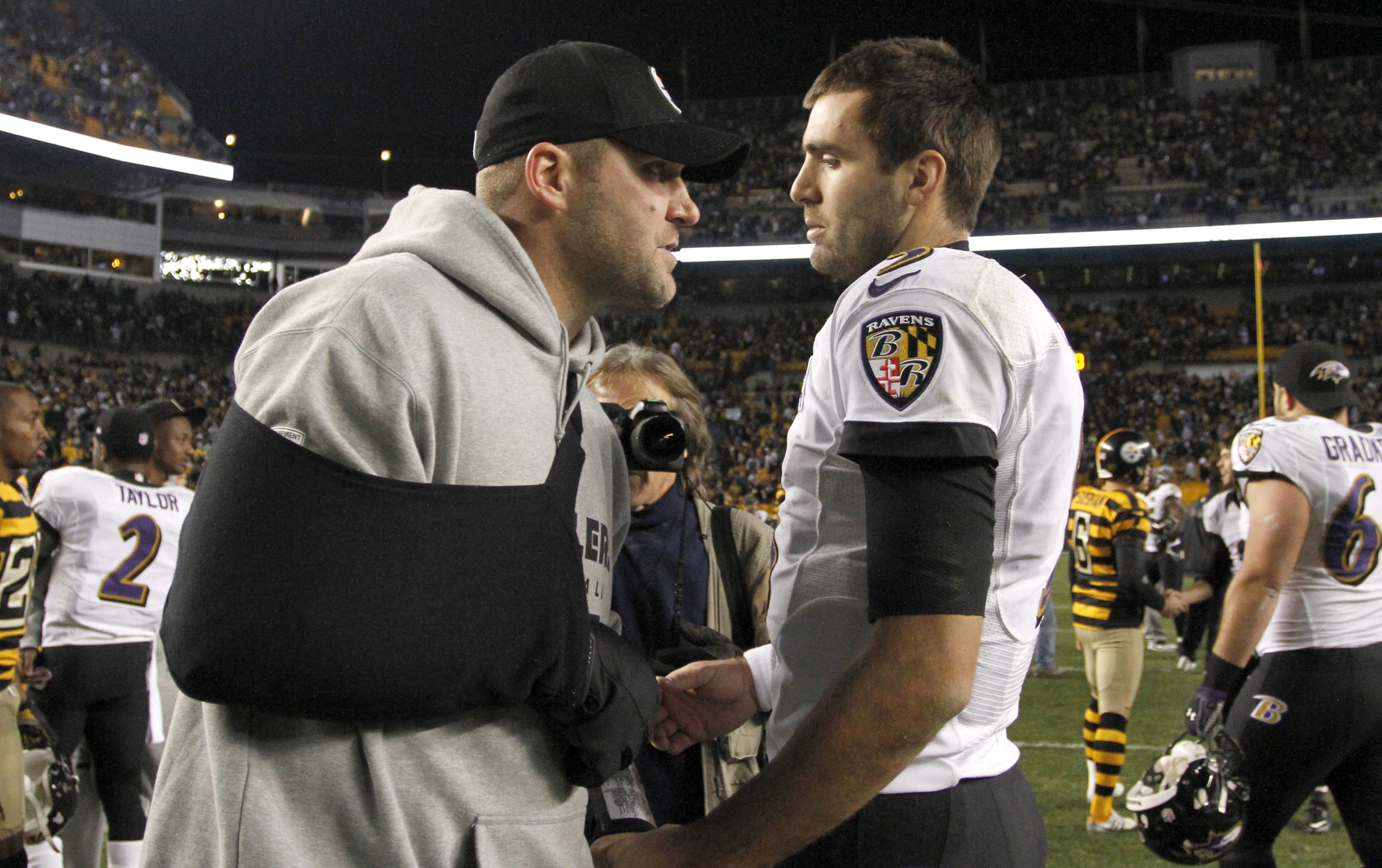 """""""This Wildcat thing sucks, Ben."""" """"I hear ya, Joe."""""""
