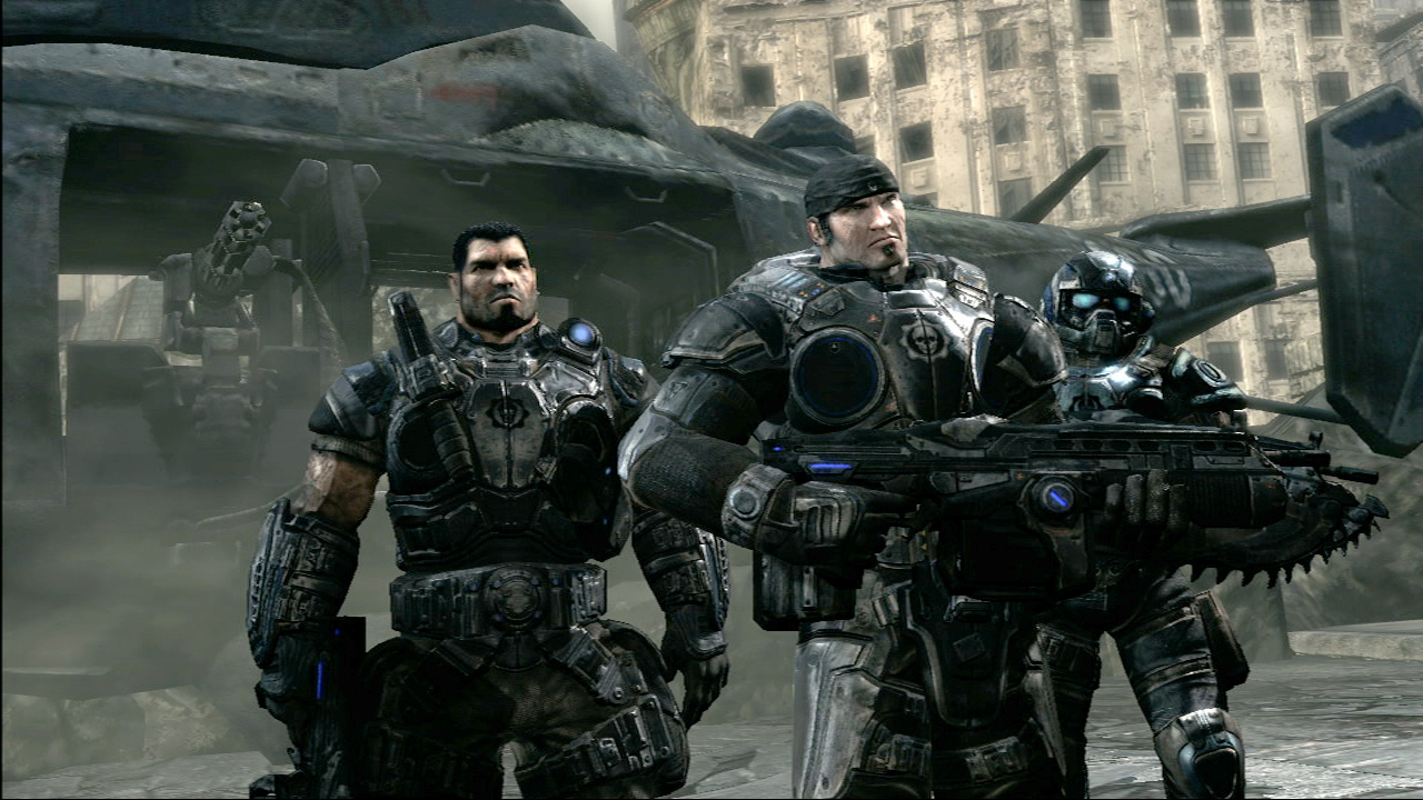 Gears of War, Shoot Many Robots free for Xbox Live Gold in Dec.