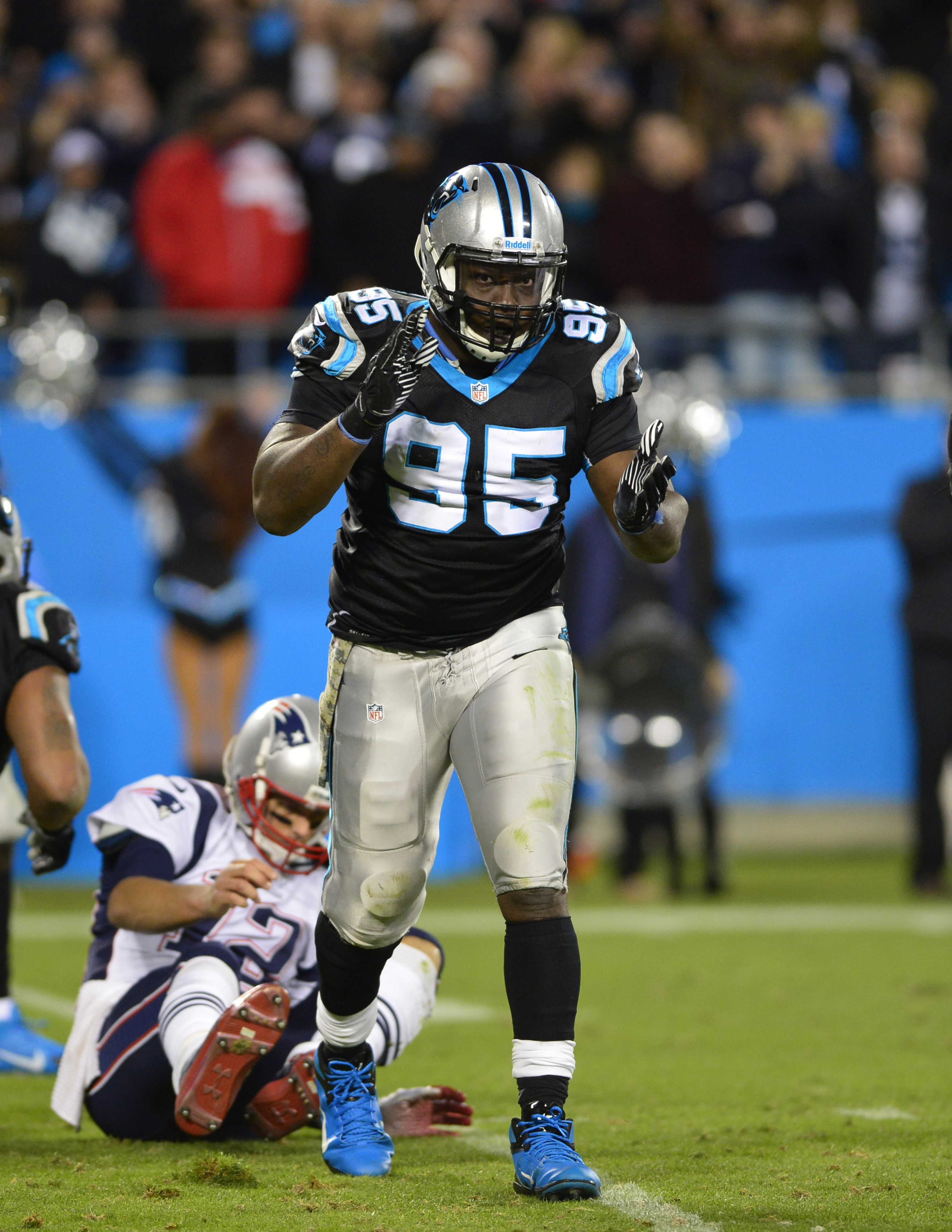 Charles Johnson injury: Panthers DE to miss game vs. Buccaneers